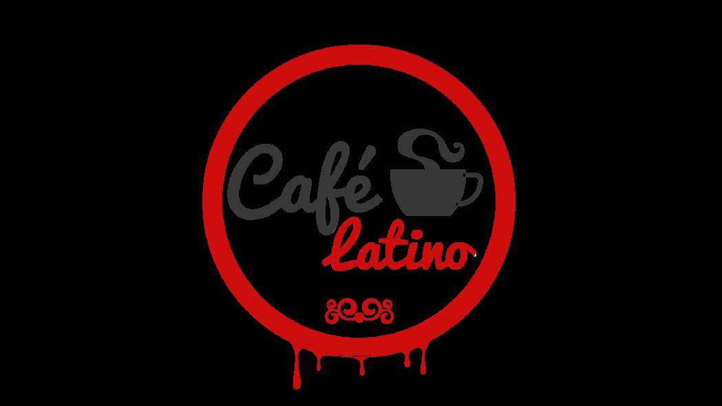 LOGO CAFE LATINO CON COLOR