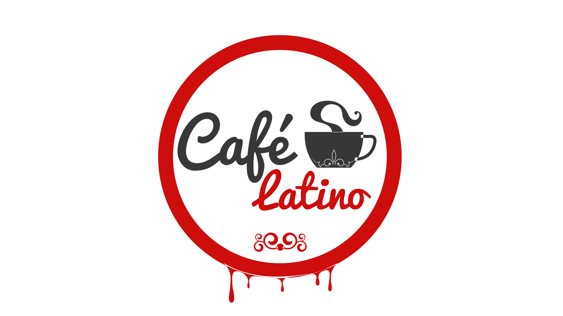 LOGO CAFE LATINO CON COLOR